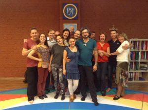 Khaita Workshop at Sangyeling Saint Petersburg