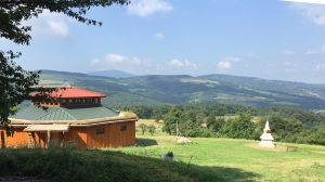 New Gakyil of Wangdenling, Nova Bosaca, Slovakia