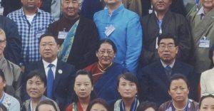 100th Anniversary of Men-Tsee- Khang in Lhasa