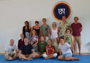 Santi Maha Sangha Retreat, November 2016