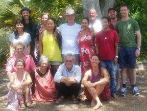 Communication Course at Namgyalgar, Australia