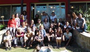 Retreat of Harmony at Tashigar South, Argentina