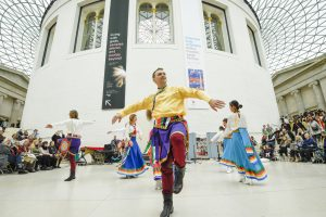 Khaita Performance at the British Museum, London
