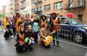 Khaita at the New York City Dance Parade