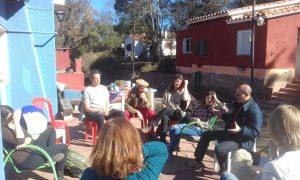 July Activities at Tashigar South, Argentina