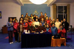 Recent Courses at Samtengar, Yichun, China