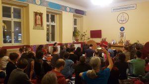 Two Public Talks in Prague, Czech Republic