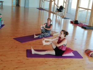 Summer Yoga and Meditation Retreat at Dzamling Gar
