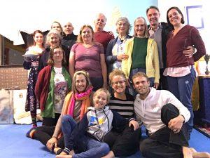 Collective Practice and Karma Yoga Weekend at Namgyalgar