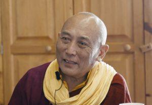 Interview with Drugu Choegyal Rinpoche