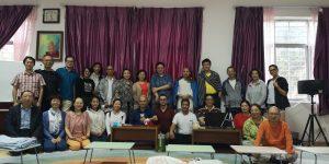 Samtengar China Courses September to November