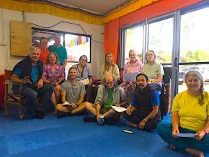 Guruyoga Practice Retreat at Namgyalgar, Australia