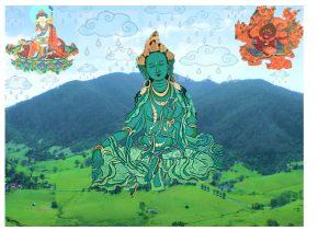 Namgyalgar Secretary Online after Fire Threat