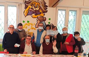 Donation of Personal Protective Equipment to Elderly