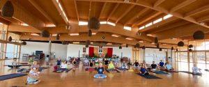 Advanced Yantra Yoga and All Five Pranayamas with Fabio Andrico