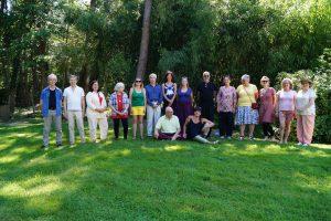 Summer Retreat near Chartres, France 2020