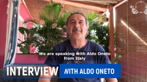 Pictures From The Past – Interview With Aldo Oneto