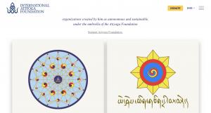 New Website of Atiyoga Foundation