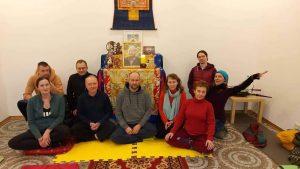 Yantra Yoga Retreat at Kunsangar North, Russia