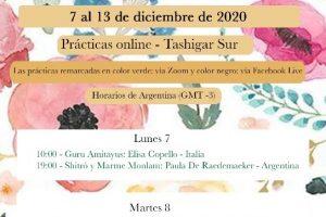 Tashigar South Online Practices December 7–13