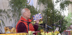 Continuation of Rinpoche'sRecorded Teachings Webcast