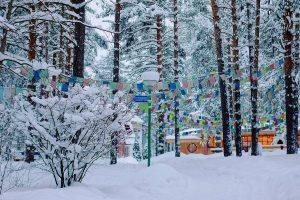 Kunsangar North Russia on Rinpoche's Birthday