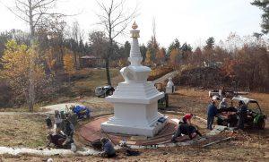 Update from Tsegyalgar East, USA
