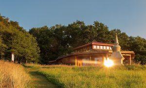 Reconstructing the Foundation of Wangdenling Gönpa