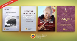 Shang Shung Publications Newsletter