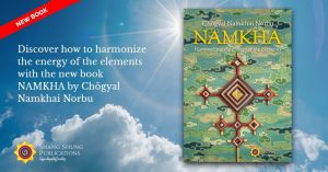 Namkha – New Book by Shang Shung Publications