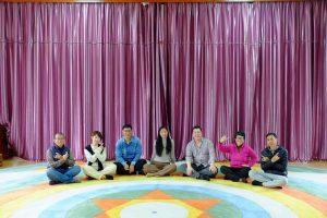 News from Samtengar, China