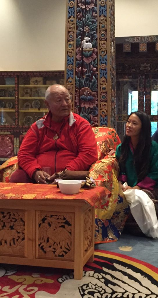 How I Met Chögyal Namkhai Norbu – Tshering Choden