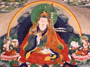 Practice for Lopön Tenzin Namdak