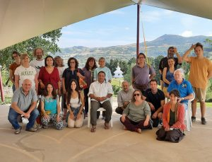 Course on the Potentiality of Elements at Merigar West