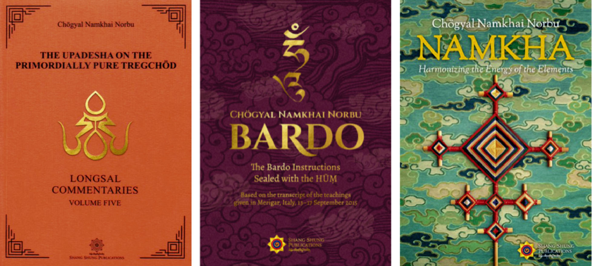 New Publications of the Ka-Ter Series