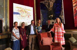 International Atiyoga Foundation and Gyamtsholing in Venice