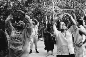 Chögyal Namkhai Norbu's First Retreat in Buryatia